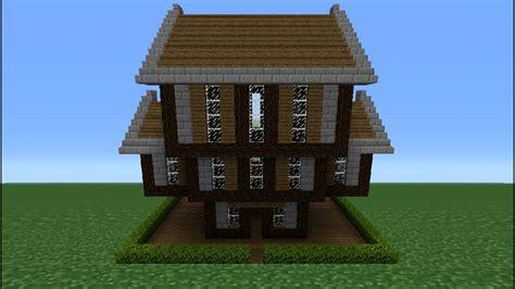 minecraft tutorial     stonewood house  youtube