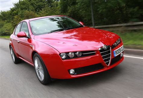 Alfa Romeo Car : Alfa Romeo 159 With Whole New Range Of Engines