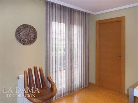 cortinas rayas cortinas a rayas cortinas pintadas a rayas saln rayas