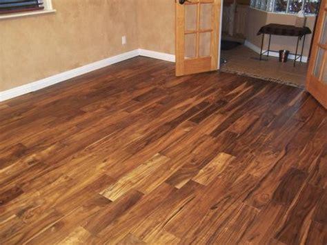 Tobacco Road Acacia Engineered Hardwood Flooring by Featured Floor Tobacco Road Acacia Handscraped