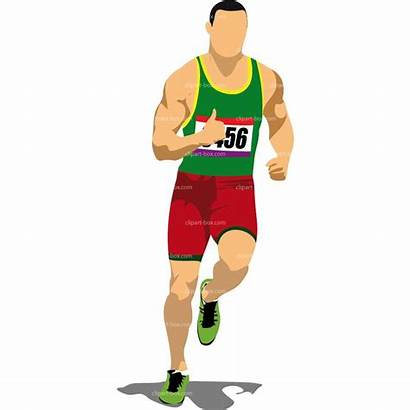 Clip Athletes Clipart Running Athlet Clipground Clipartmag