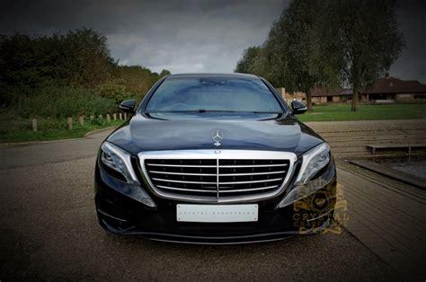 black  class mercedes wedding car hire executive hire