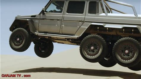 Perhaps they were inspired by mercedes' 6×6. AMG 6x6 6 Wheel AMG G63 HD Off Road Best SUV Mercedes G ...