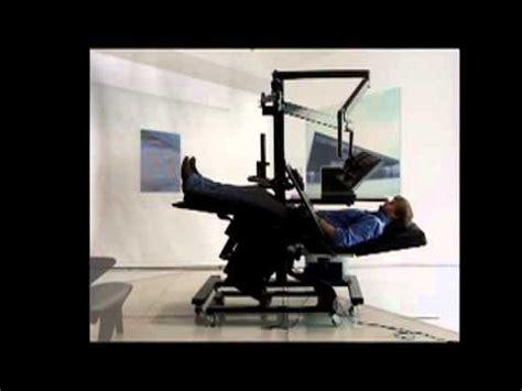 computer desk and chair combo ergonomic desk 1d zero gravity chair 4 combo youtube