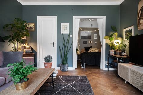 how to design a studio apartment and create a smart and