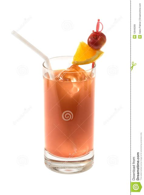 bay drink bay breeze cocktail royalty free stock images image 12849289