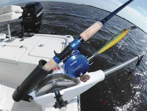 grouper trolling fishing lure coast gold deep spanish minnow plugs type gag deadly mackerel mirr mr pattern pound gaff boat