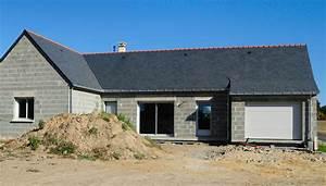 toiture en ardoise avantage inconvenient prix pose et With type de toiture maison 2 toit en thermotop