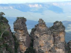 Three Sisters Mountains