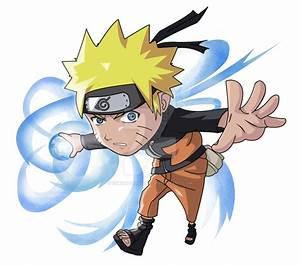 My Chibi Anime Drawing: Naruto by dakartoonista on DeviantArt