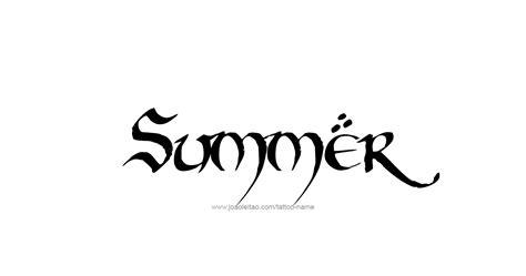 summer season  tattoo designs page    tattoos  names