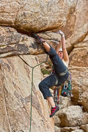 Greg Epperson Women Climbing Rock Ice Magazine