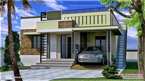 Indian Style Small House Front Elevation  Youtube