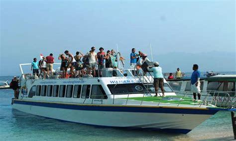 Fast Boat Ke Bali by Fast Boat Atau Kapal Cepat Dari Padang Bai Bali Ke Lombok