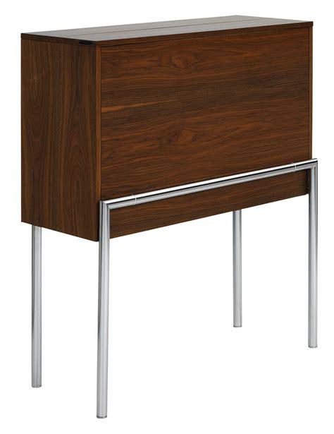 meuble bureau secretaire design secrétaire orcus noyer classicon