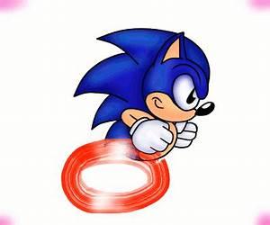 Sonic Run GIF by ClassicSonicSatAm on DeviantArt