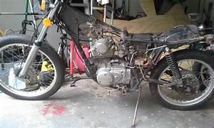 1978 Kawasaki Kl 250 Fix