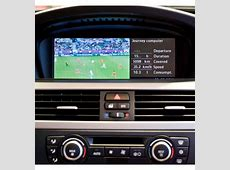 Dension BMW Icon Drive audio video interface for iPod