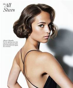 Alicia Vikander - Maxim Magazine USA June/July 2017