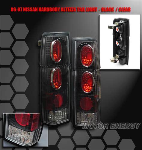 nissan hardbody tail lights purchase 86 97 nissan hardbody pickup d21 altezza tail