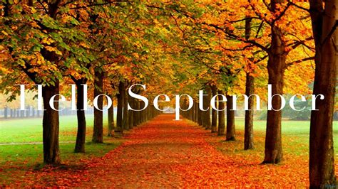 September Wallpapers - Top Free September Backgrounds ...
