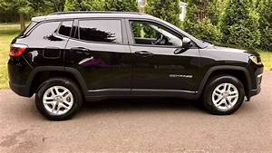 2018 Jeep Compass Sport - 6 Speed Manual Review
