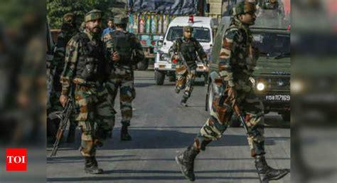Kashmir News: Three civilians injured in grenade attack in ...