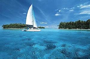 The South Pacific Luxury Yacht Charter Sailing Catamaran