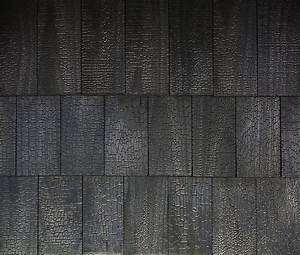 Shou Sugi Ban : accoya charred shingles delta millworks austin texas ~ Zukunftsfamilie.com Idées de Décoration