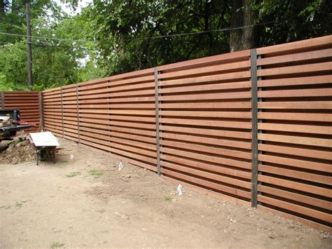 278 Best Images About Modern Fence On Pinterest