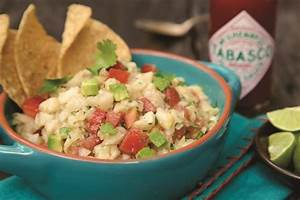 Spicy Mexican Ceviche Recipe with a Twist (Dairy-Free)