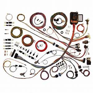 1961-1966 Ford F100 Wire Harness Kit