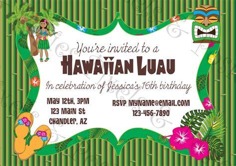 luau invitations templates free printable luau invitation clipart clipart suggest