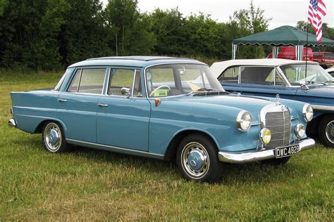 The original idea was suggested by american importer max hoffman. 1964 Mercedes-Benz 190 - Information and photos - MOMENTcar
