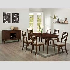 Stanley Dining Room Set By Coaster Furniture Furniturepick