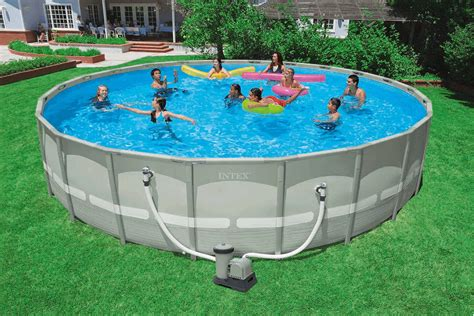 Everything About Above Ground Pools