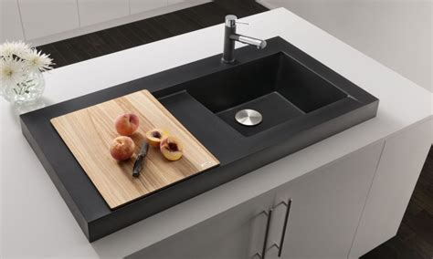 raised kitchen sink how to choose a countertop interactive tool blanco 1715