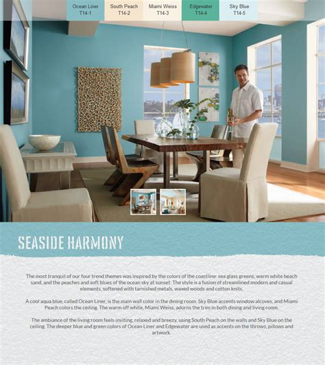 2014 interior paint color trends by behr paint