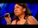Melanie Amaro Singing Listen - Beyonce - YouTube