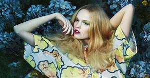 "Duchess Dior: ""All in Bloom"" Luisa Bianchin for Glamour ..."