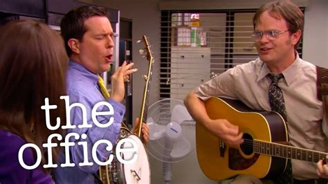 Dwight And Andy (the Office) Had One Of The Best