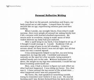 my reflection essay