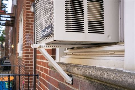 window air conditioner bracket   reviews  wirecutter   york times company
