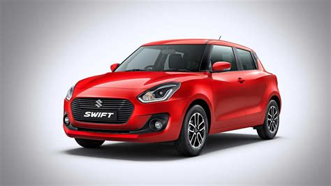 2018 Maruti Suzuki Swift Officially Revealed Autodevot