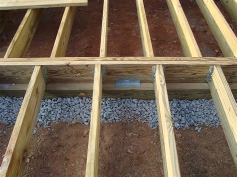 deck joist hangers nails deck joist hanger installation pictures to pin on