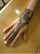 Simple Arabic Mehndi Designs For Hands   Henna DesignsHenna Designs