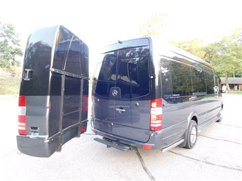 mercedes benz sprinter cargo vans custom build