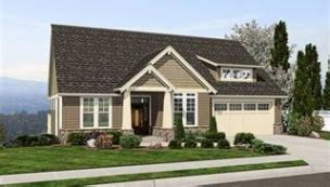 luxury small home plans  walkout basement  home