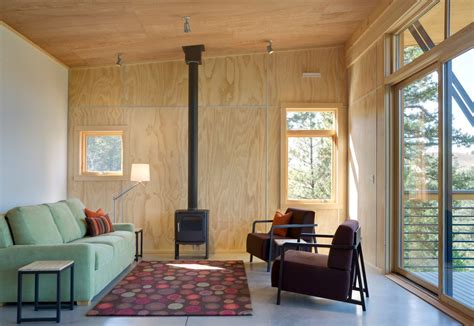 seattle wood paneling ideas living room modern  dotted