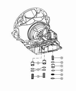 Dodge Nitro Spring  Accumulator